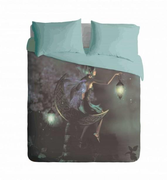 Night Pixie Fairy Duvet Cover Set