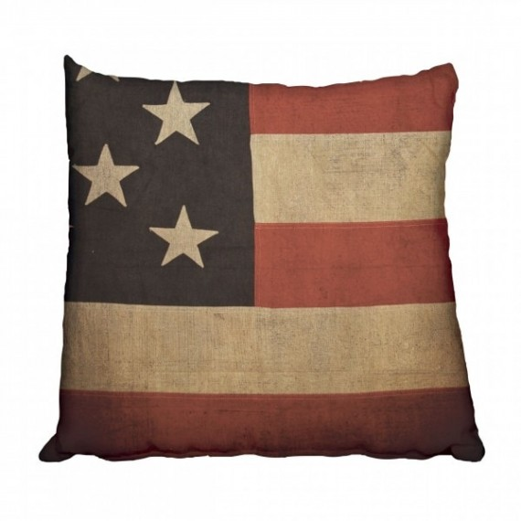 USA Flag - Scatter Cushion