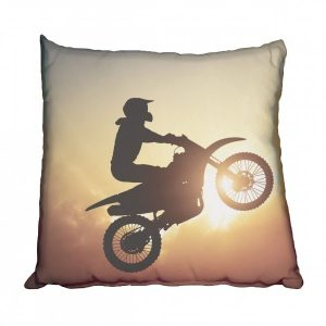 Airborne Motocross Scatter Cushion