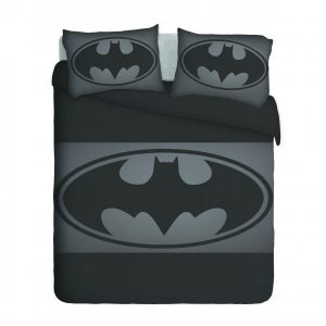 Batman Classic Logo Design Duvet Cover Set