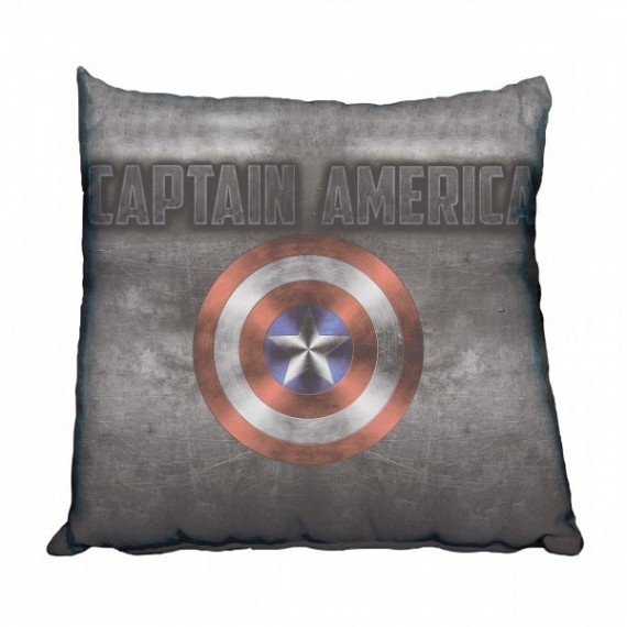 Captain America Scatter Cushion
