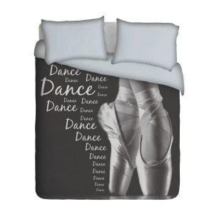 Ballet Dance Duvet Cover Set