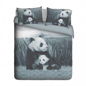 Panda Duvet Cover Set