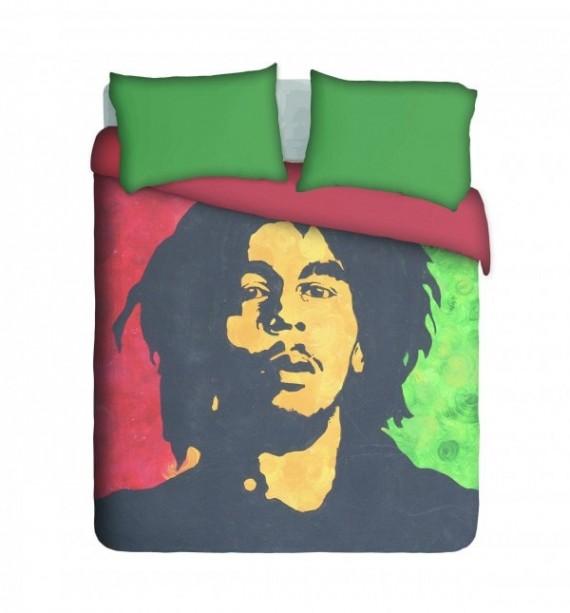 Bob Marley Duvet Cover Set