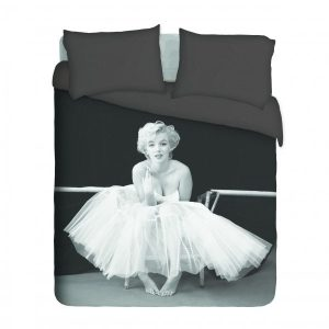 Marilyn Monroe Duvet Cover Set