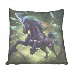 Wild unicorn Scatter cushion