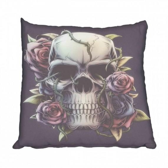Skull Roses Scatter