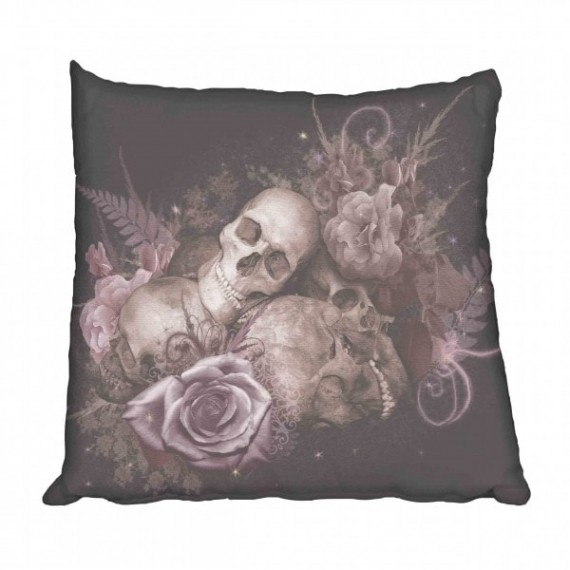Skulls and Roses Scatter