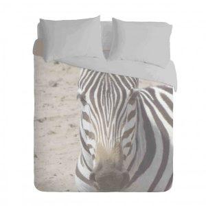 African Zebra Duvet Cover Set