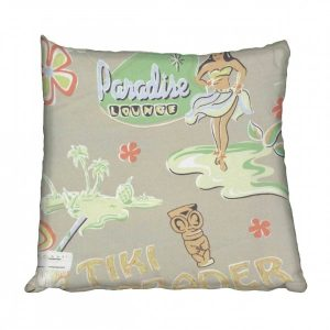 Hawaii Tiki Scatter Cushion