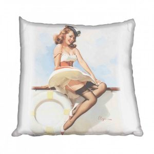 Hey Girl Scatter Cushion