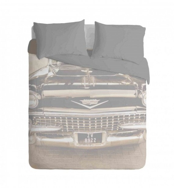 Ride with Me Duvet Cover Set