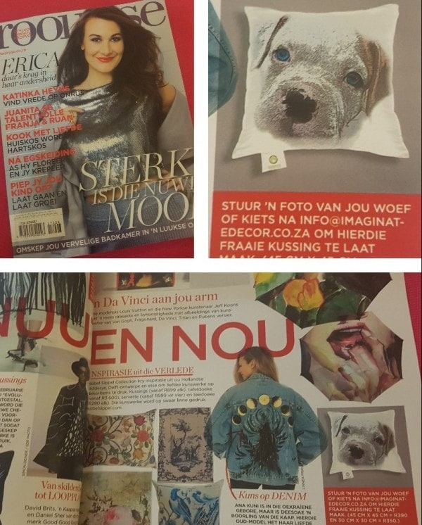 Appreciation Post for our Pet themed insert in Rooi Rose