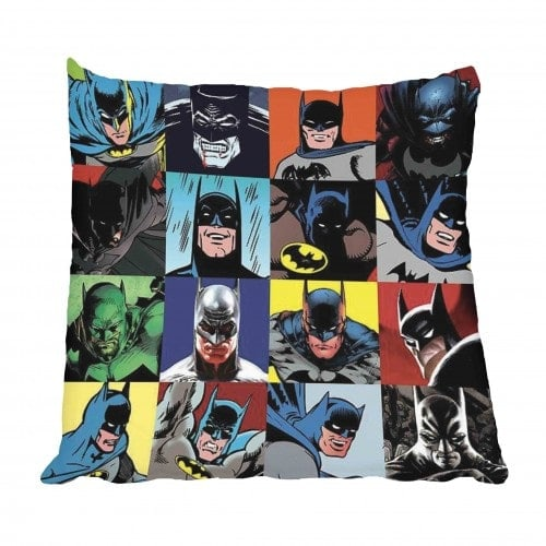 Batman Comic Art Scatter Cushion