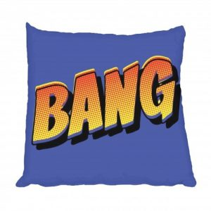 Comic BANG Scatter Cushion