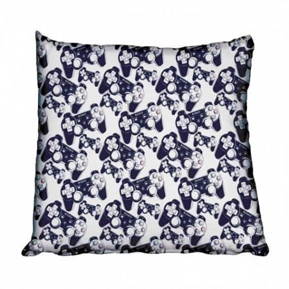 Gaming Controllers Scatter Cushion