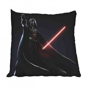 Star Wars Darf Vader with Lightsaber Scatter Cushion