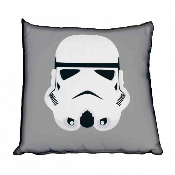 Storm Trooper Scatter Cushion
