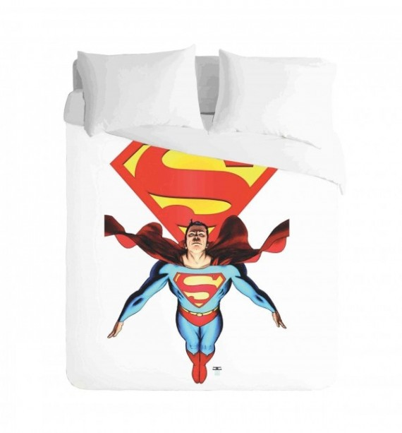 Superman Duvet Cover Set