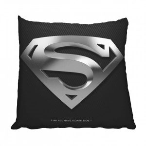 Superman Silver Logo Scatter