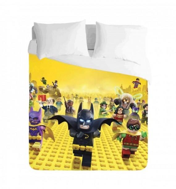 Lego Batman movie Duvet