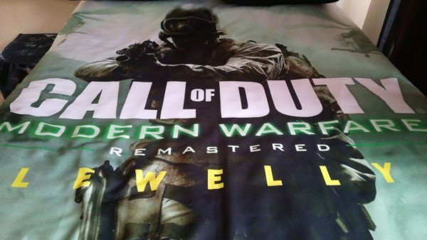 Duvet Call of duty duvet