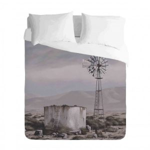 Windmill in Kalvinia Duvet Covert Set