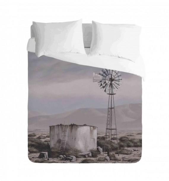 Windmill in Kalvinia Duvet Covert Set