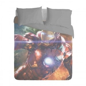 Action Iron man Duvet
