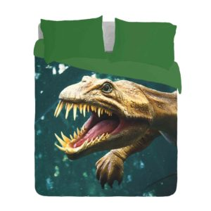 Dinosaur Under Water Duvet