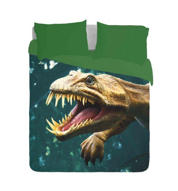 Dinosaur Under Water Duvet