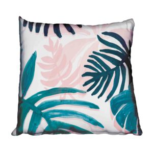 Tropical Bold Leaf Scatter