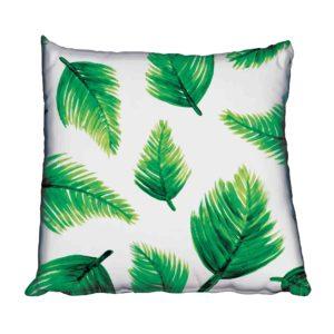 Tropical Palm Leaf Scatter
