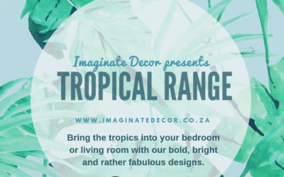 Tropical Range, by Imaginate Decor.