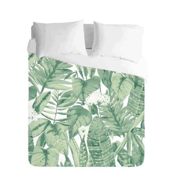Tropical jungle Duvet
