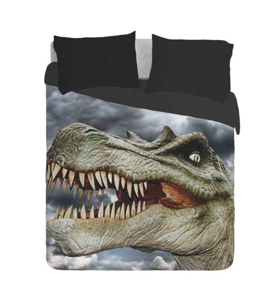 Dinosaur Spinosaurus Face Duvet