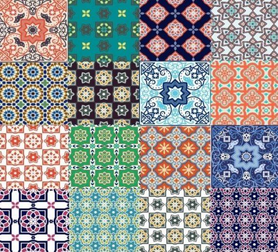 brilliant brights DIY decorative tiles 3