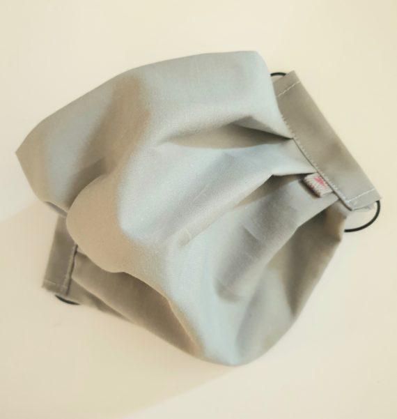 Imaginate reusable fabric mask - grey 1
