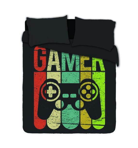 GAMER Gaming Duvet Cover Set